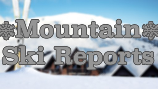 ski-report-mountain