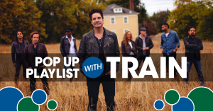 Train Pop Up Playlist