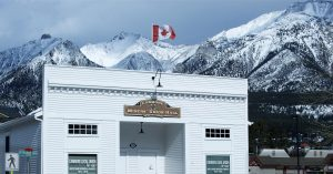 Canmore Miners Union Hall