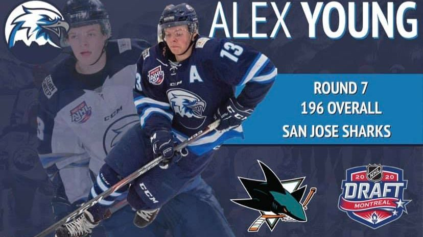 Alex Young Drafted into the NHL