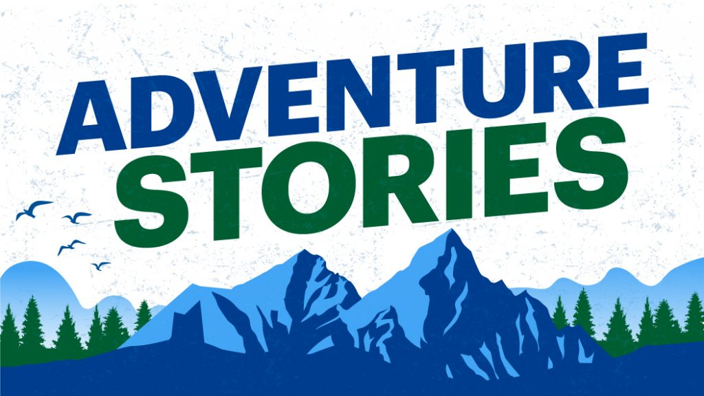 Adventure Stories: Your Friend's Fear of Bears