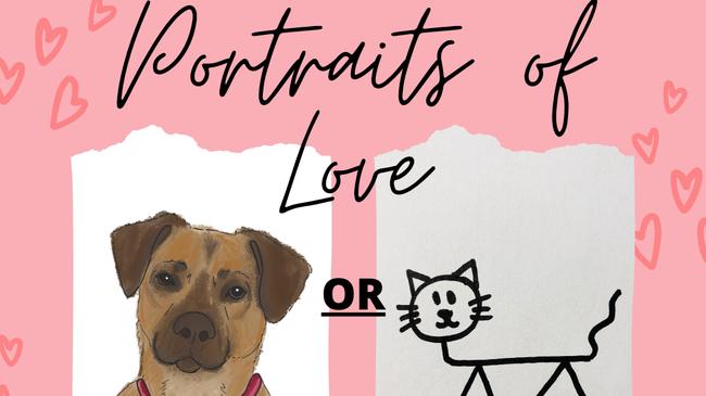 BVSPCA – Portraits of Love